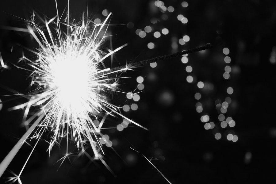 20 wedding sparklers
